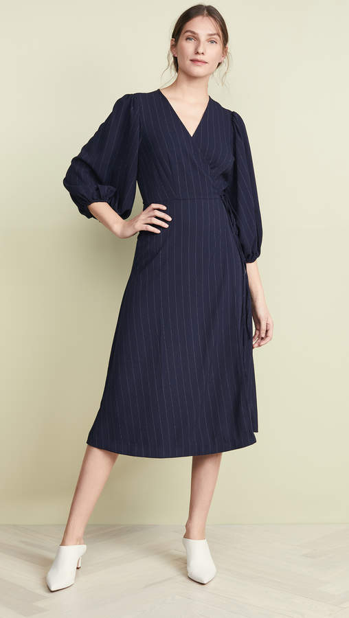 e0560b1e8237d Ganni Clark Dress - ShopStyle