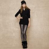 Ralph Lauren Blue Label Zaida Sequined Legging