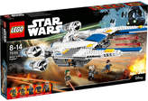 Lego Rogue one U-wing fighter model