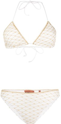 Missoni Mare Mesh Bikini Set