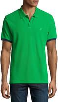 Vilebrequin Color-Band Piqué Polo Shirt