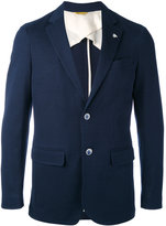 Canali classic blazer - men - Cotton - 46
