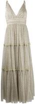 Jonathan Simkhai Floral Print Tiered Dress