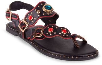 Wanted Adjustable Sandals - Palace