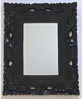 Oriental 50cm Mirror Finish: Glossy Black