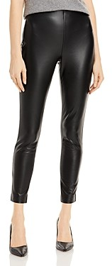 Vince Camuto Faux-Leather Leggings