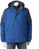 Free Country Big & Tall Colorblock 3-in-1 Systems Jacket