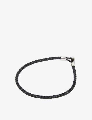Miansai Nexus leather bracelet