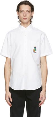 Polo Ralph Lauren White Windsurfer Bear Short Sleeve Shirt