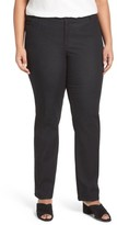 Lafayette 148 New York Plus Size Women's Thompson Stretch Bootcut Jeans
