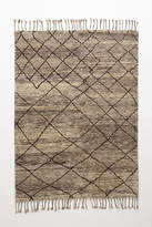 Anthropologie Hand-Knotted Adras Rug