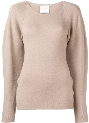 Stella McCartney Side-Zip Jumper
