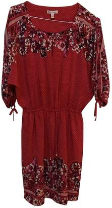 Juicy Couture Red Silk Dress for Women