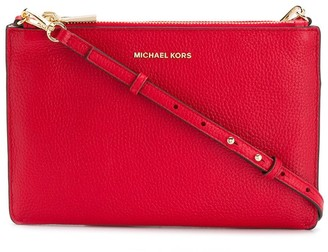 MICHAEL Michael Kors Double-pouch crossbody bag