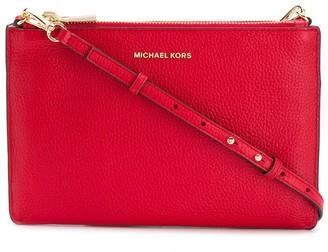 MICHAEL Michael Kors Double-pouch crossbody bag
