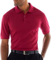 Haggar Mini Box Polo Shirt