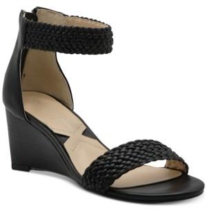 Adrienne Vittadini Pepper Wedge Sandals Women's Shoes