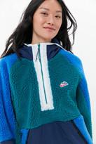 Nike Sportswear Colorblock Sherpa Half-Zip Jacket