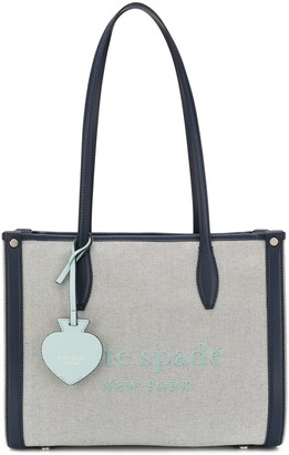 Kate Spade Natural Market Medium Tote