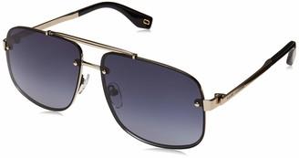 Marc Jacobs Men's Marc 318/s 2014152M2619O Aviator Sunglasses 61 mm