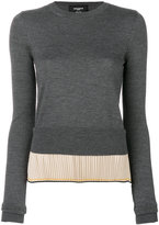 Rochas fine knit - women - Silk/Virgin Wool - 40