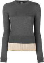Rochas fine knit - women - Virgin Wool/Silk - 40