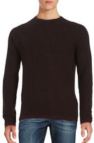 Selected Ribbed Crewneck Sweater
