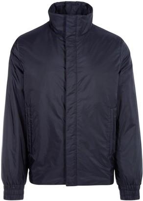 Prada Logo High Collar Padded Jacket