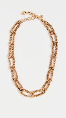 Eliza J Brinker & Linked Up Necklace
