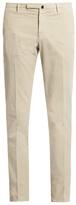 Incotex Slim-leg Waffle-corduroy Trousers