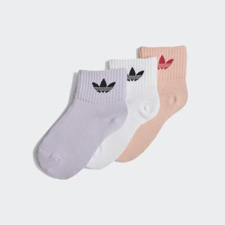 adidas Mid-Ankle Socks 3 Pairs