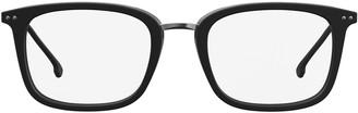 Carrera Rectangular Frame Glasses