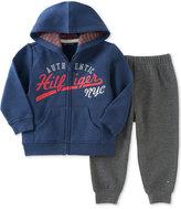 Tommy Hilfiger Baby Boys' 2-Pc. Hoodie & Pants Set