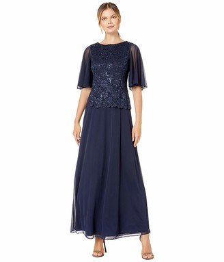 Onyx Nite Women's Long Mother of The Bride Dress
