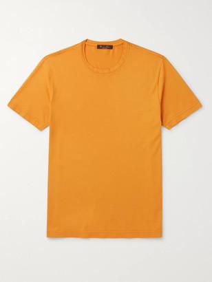 Loro Piana Cotton-Jersey T-Shirt