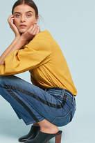 McGuire Striped Vintage Mid-Rise Slim Jeans