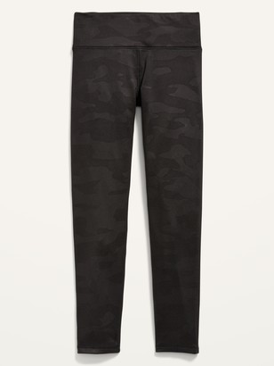Old Navy Mid-Rise Elevate Camo-Print Leggings for Girls