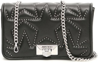 Jimmy Choo Studded Helia Clutch