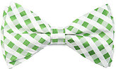 Class Club Gingham Bow Tie