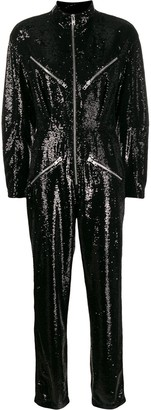 Philosophy di Lorenzo Serafini Sequin Jumpsuit