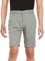7 For All Mankind Solid Chino Shorts