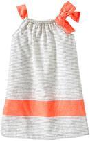 Gap Contrast bow dress