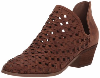 Fergie Womens Pearse Whiskey Booties 11 M