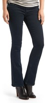 Gap STRETCH 1969 demi panel baby boot jeans