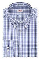 Izod Men's Solid Twill Regular-Fit Button-Down Collar Dress Shirt