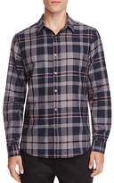 Theory Rammy Dolton Slim Fit Button-Down Shirt