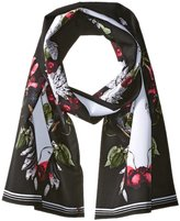 Ted Baker Women's Bayan Bejeweled Shadows Cigarette Scarf
