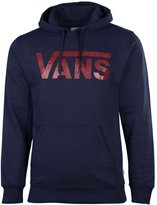 Vans Mens Classic Skateboarding Pullover Hoodie-/Red