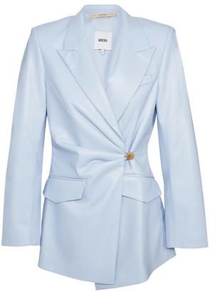 Nanushka Vegan leather Blair jacket