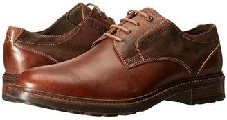 Josef Seibel Oscar 05 (Castagne Oregon/Ungaro) Men's Plain Toe Shoes